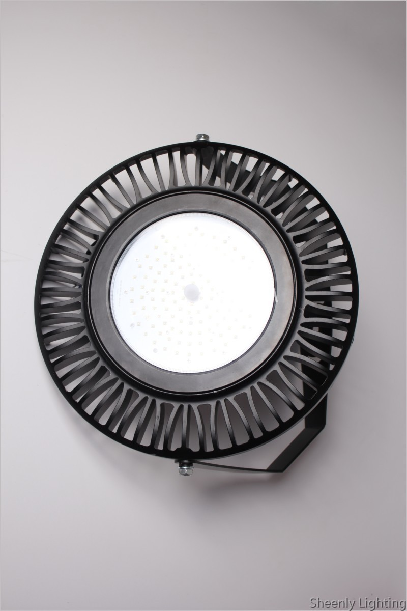 Sheenly Highbay Lotus  100W, PW 6000K, 126 LED's, 10000lm, 120°, Ø388*172
