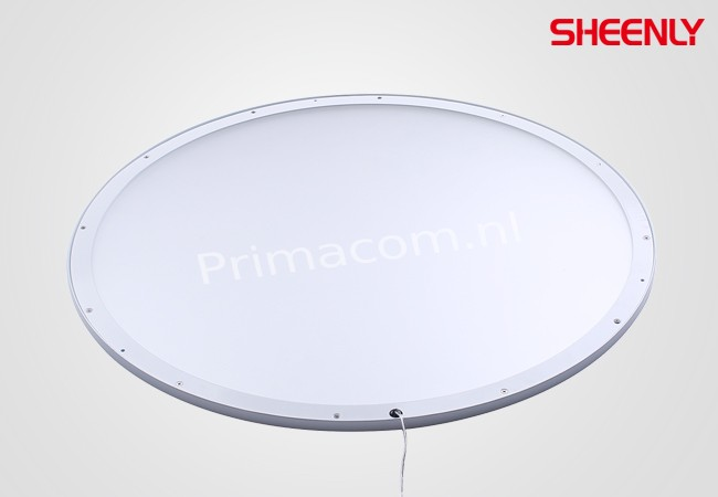 Sheenly LED Big Round Panel R-580, 60W, 5000LM, 4000K NW, D580*15mm, 120° beam, white